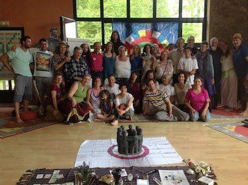 Stephanie South – la Reine rouge en Ariège : compte-rendu