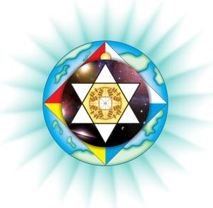 L'atome unique contient 36 compresseurs et 3 champs de force: gravitationnel, bio-psychique et électromagnétique. Ces 3 forces sont aussi connues comme le Modèle du Champ Résonant présenté pour la première fois par l'Ascension de la Terre de José Arguëlles.