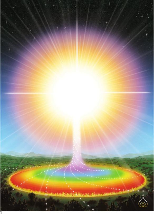 812 jours pour la Conscience solaire : À travers le cœur de notre Grand Soleil central