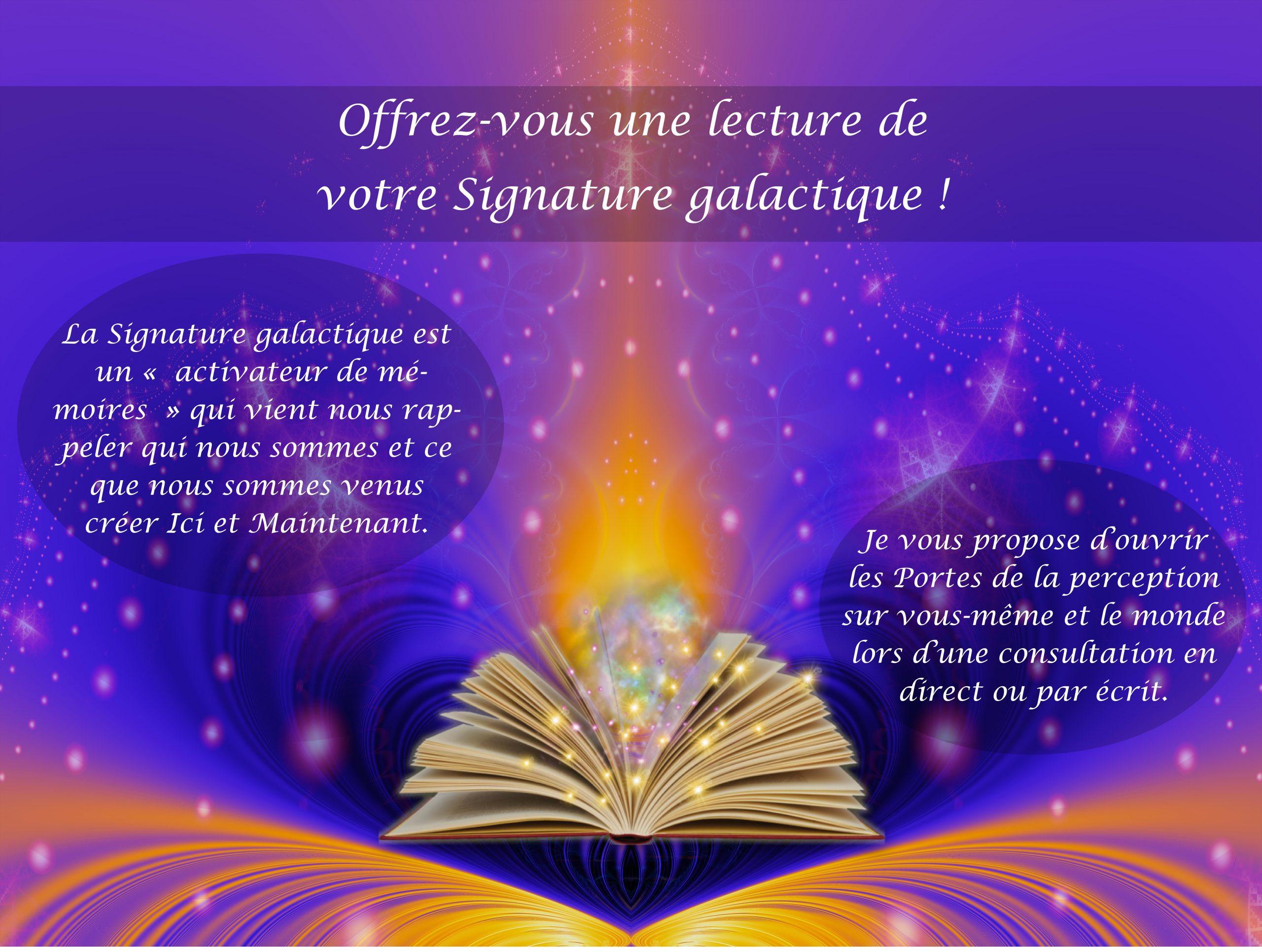 Lecture Signature